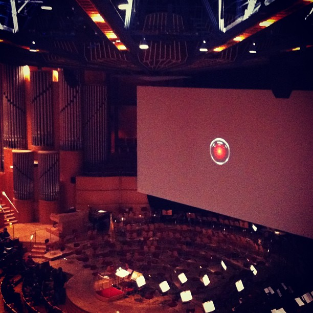 HAL in der Philharmonie