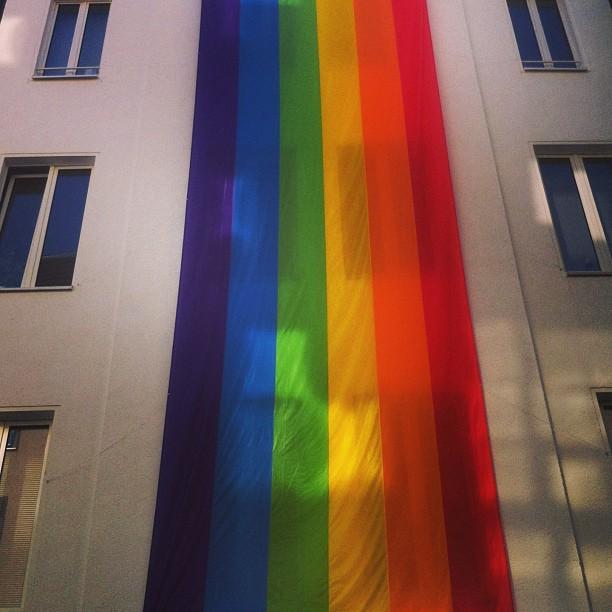 Rainbow #cologne #colognepride #csd