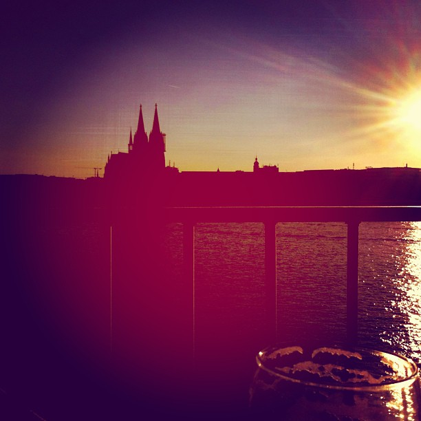 Home is where your heart is. #cologne #köln #summer #sommer