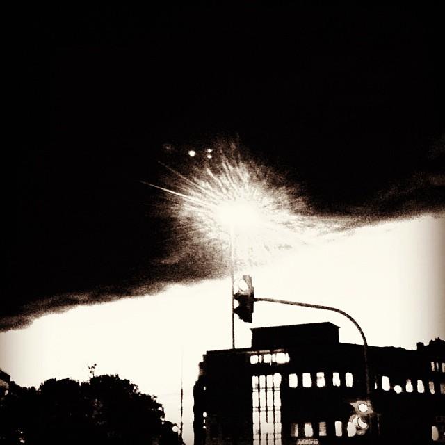 Anziehender Sturm