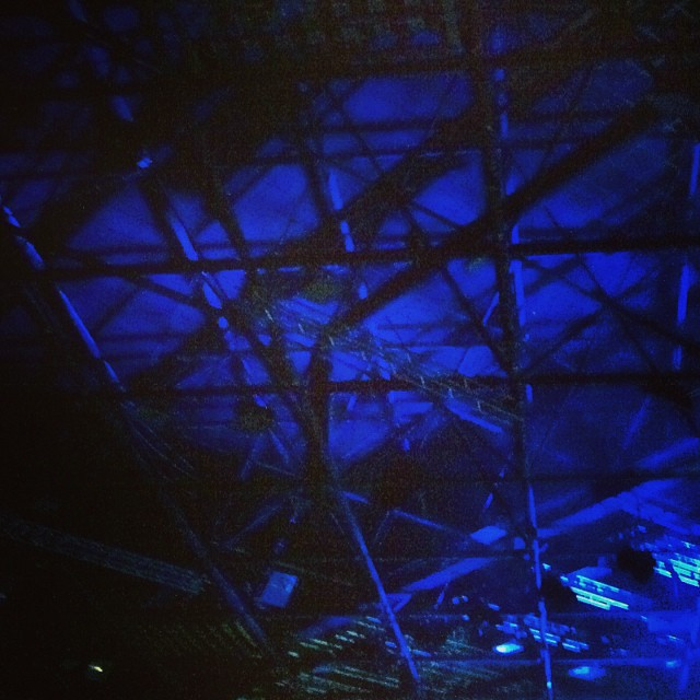 Blue #theNational #concert #düsseldorf