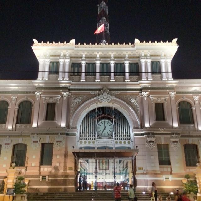 Post Office Saigon