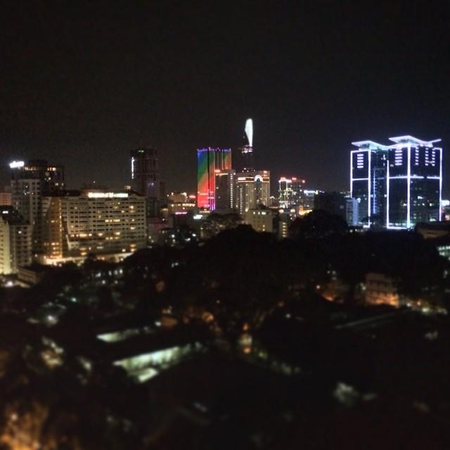 Welcome to Saigon