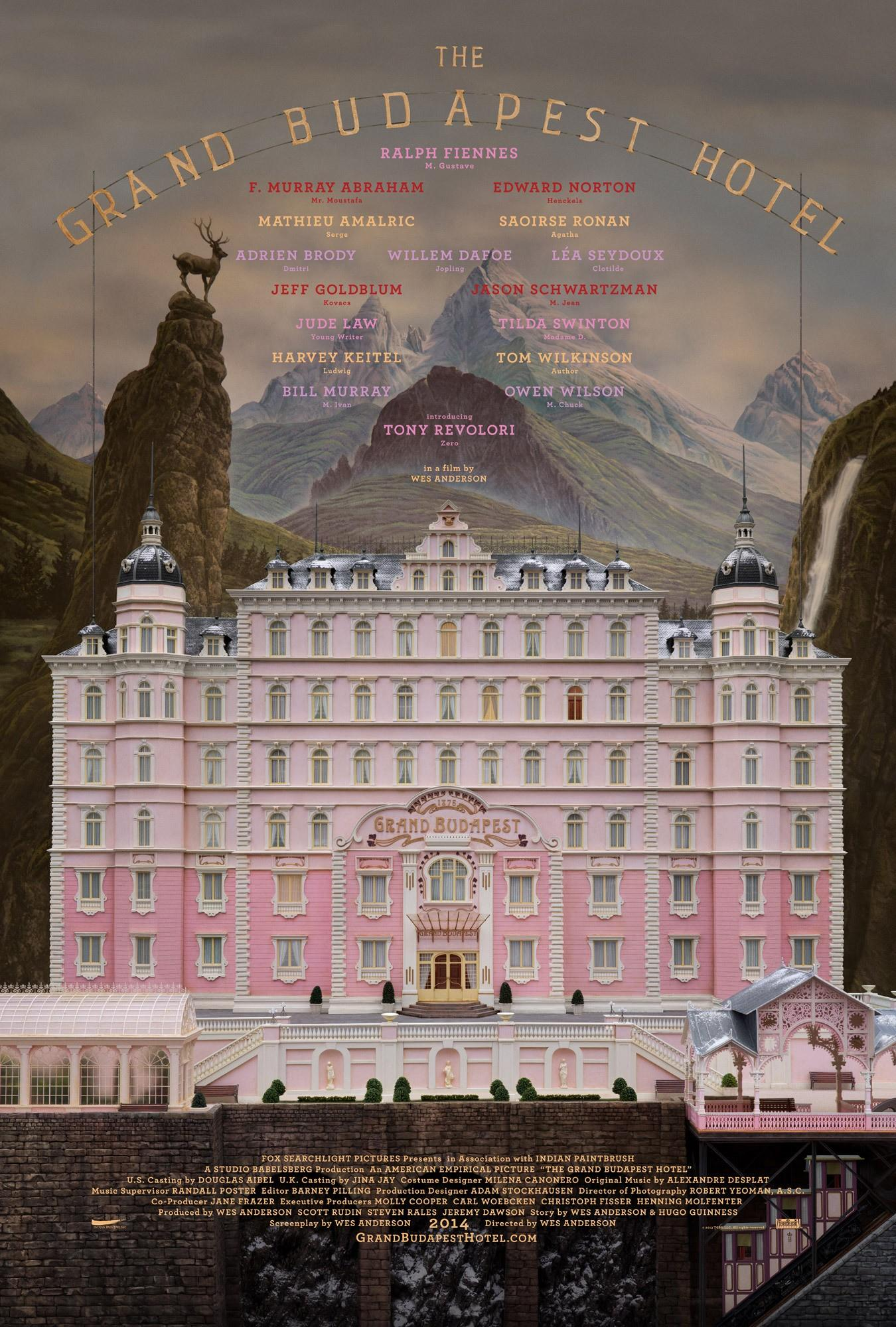 Wes Anderson // Centered
