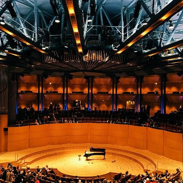 Trifonov @ Cologne Philharmonie