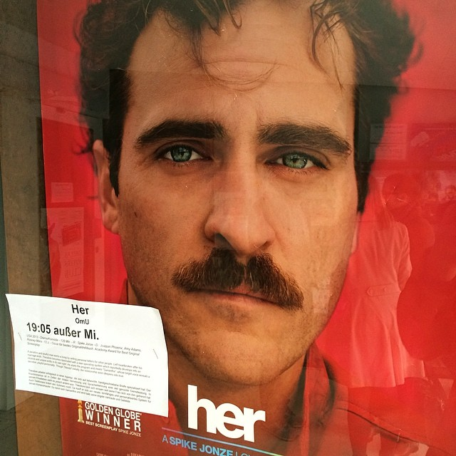 #her - such a beautiful movie