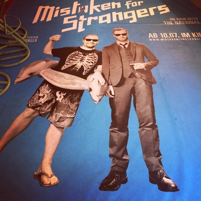 Mistaken for Strangers #cinema #cologne