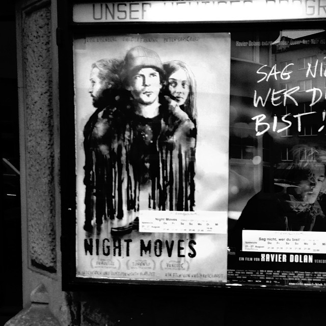 Night Moves #cinema #cologne #rain #summer