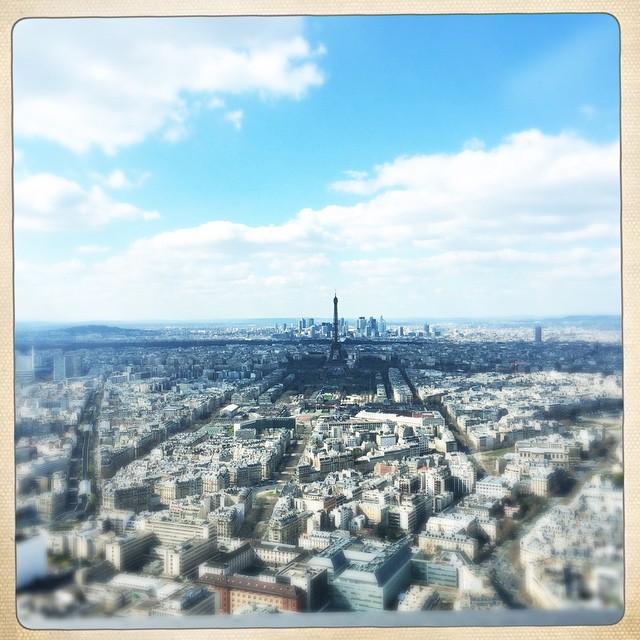 Where is Willy? #paris #easter #toureiffel
