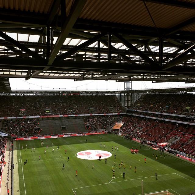 Sunday at the pitch #cologne #effzeh #köln #1FCKöln