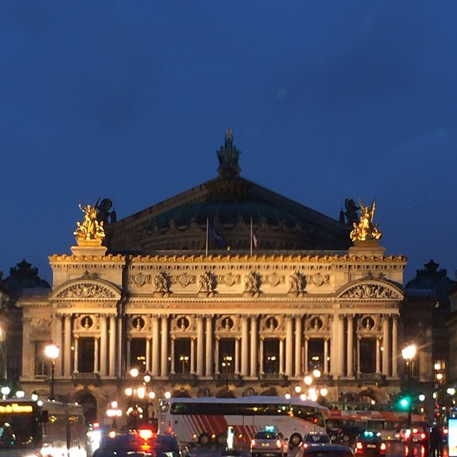 Opera Paris #paris #easter #shortbreak