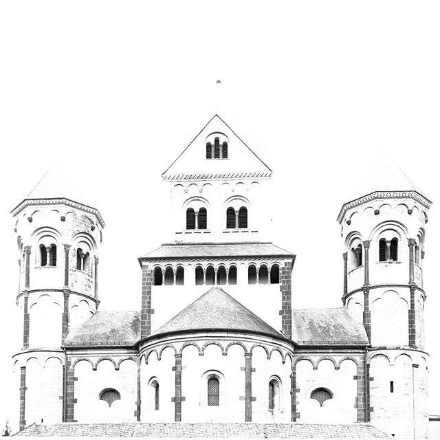 Highlights #church #abbey #blackandwhite
