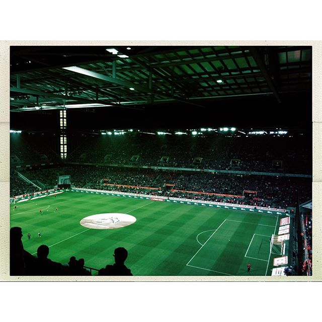 Friday at the pitch #cologne #effzeh #köln #stadium #stadion #1fcköln
