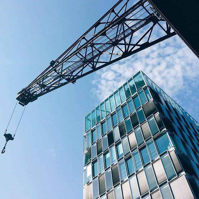 Lift me up. #cologne #rhine #rhein #köln #blue