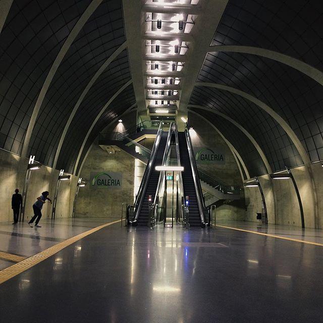 Subterranean Cathedral #cologne #köln #heumarkt #underground