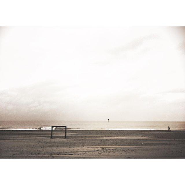 At the sea #knokke #belgium #northsea #autumn