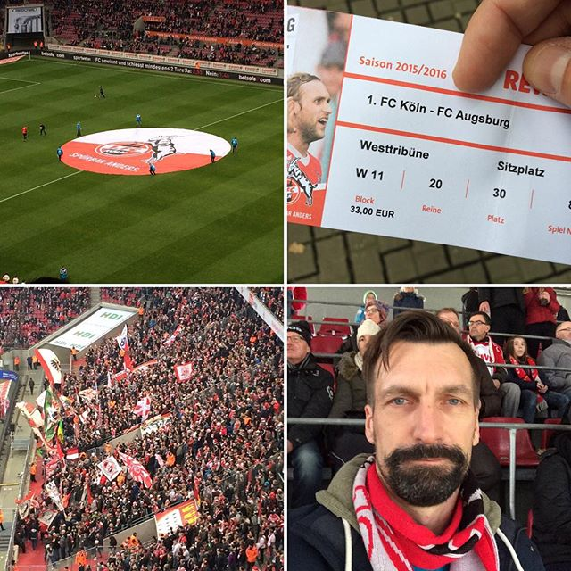 Every other Saturday #effzeh #köln #cologne