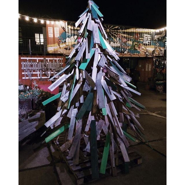 Recycling Tree #christmas #cologne #köln #weihnachten #weihnachtsbaum
