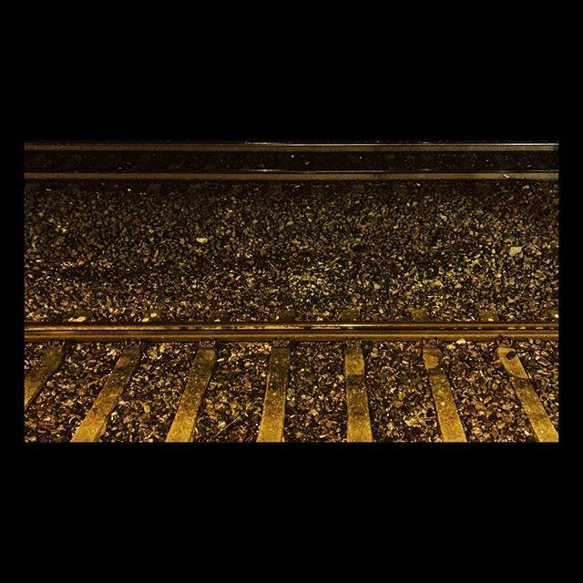 Gleisbett Nacht #s-nahm